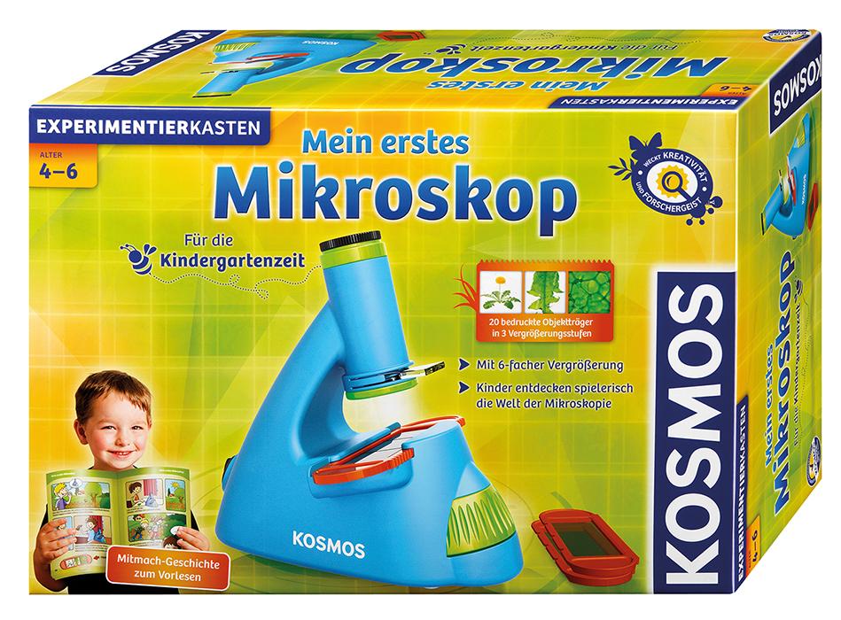 Mein erstes Mikroskop von Kosmos