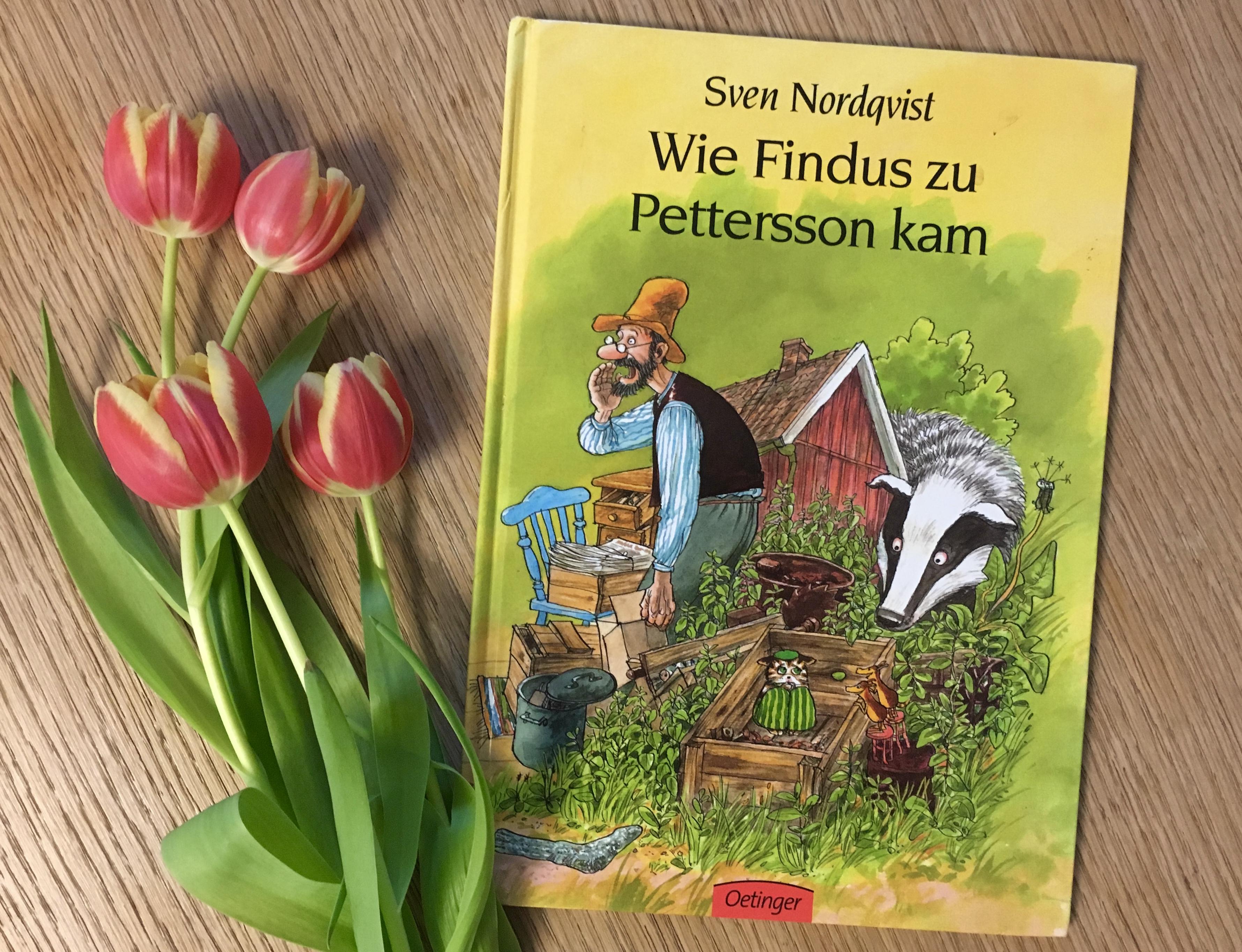 Wie Findus zu Pettersson kam von Sven Nordquist
