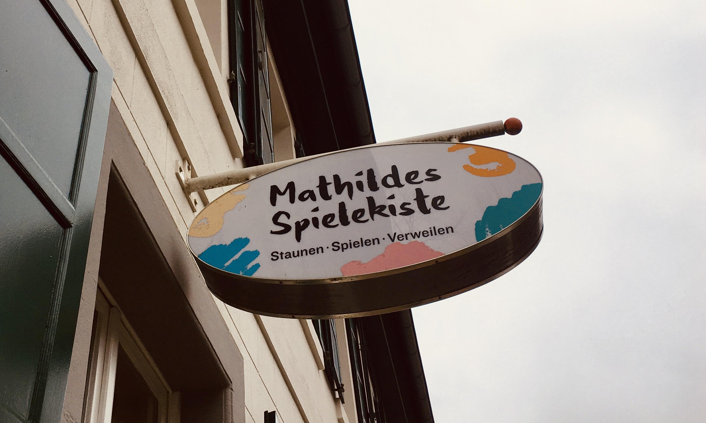 Mathildes Spielekiste in Düsseldorf