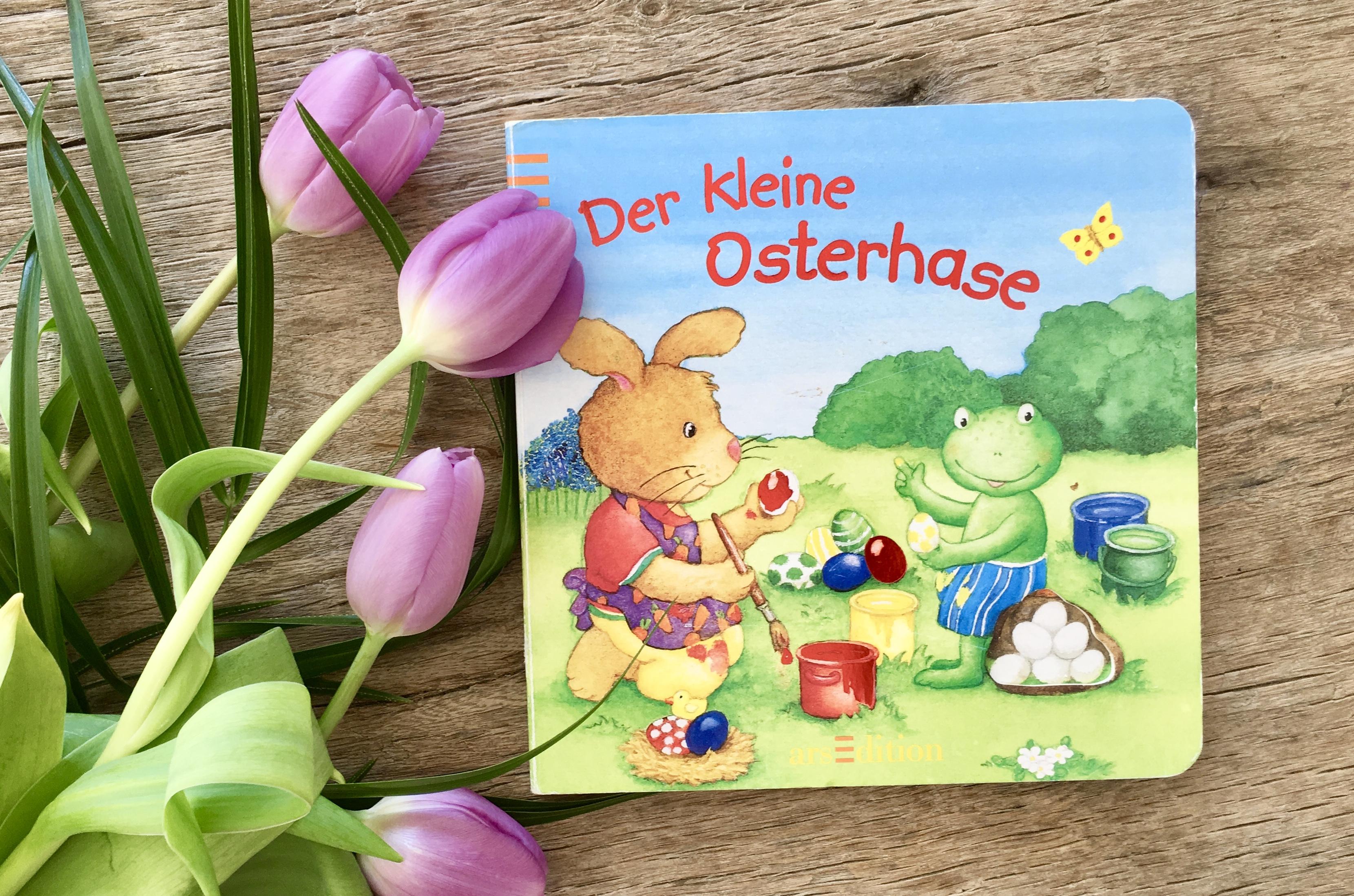 Der kleine Osterhase von Sabine Cuno (Text) und Georgia Grüner (Illustration)