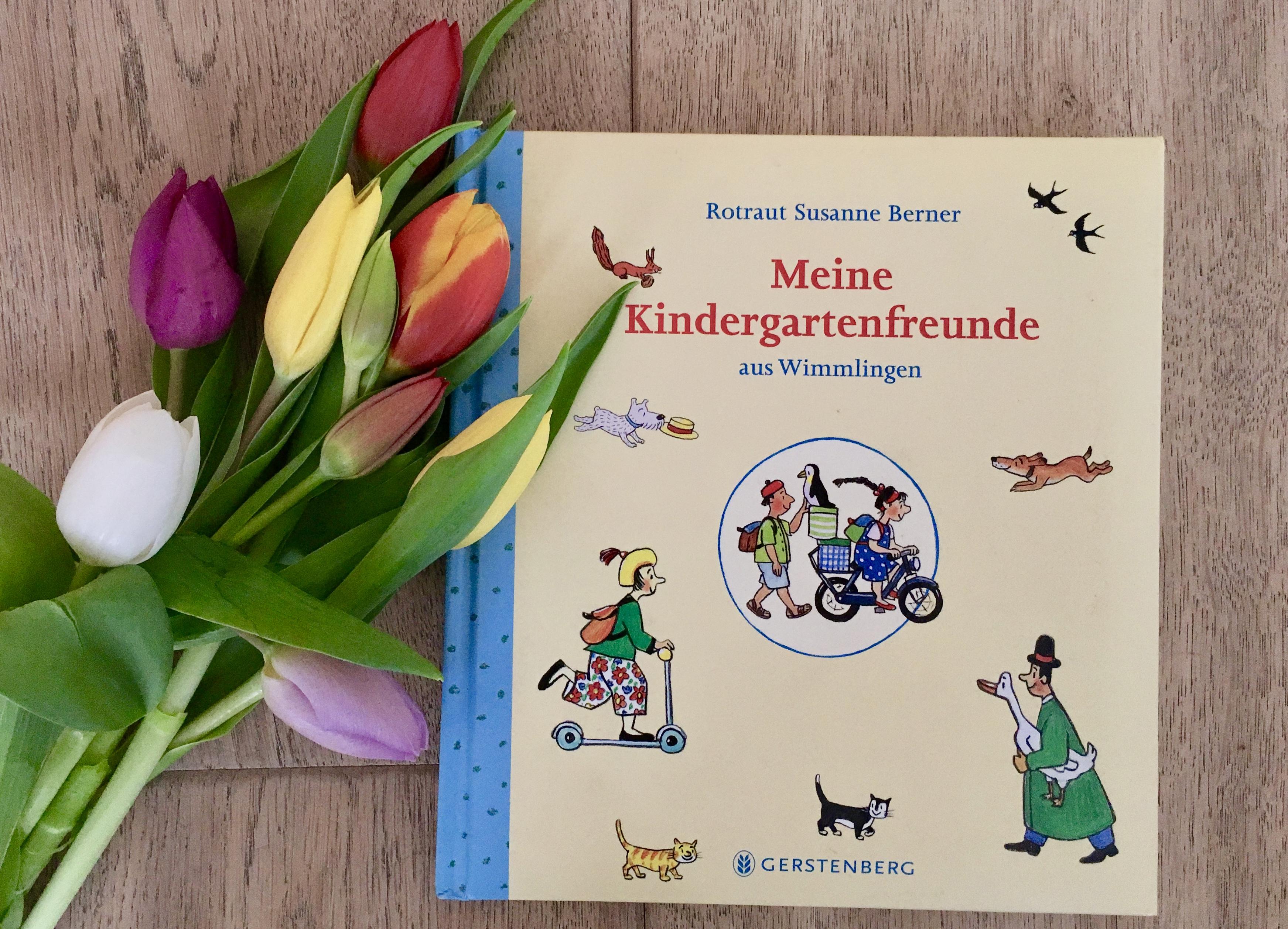 Meine Kindergartenfreunde von Rotraut Susanne Berner