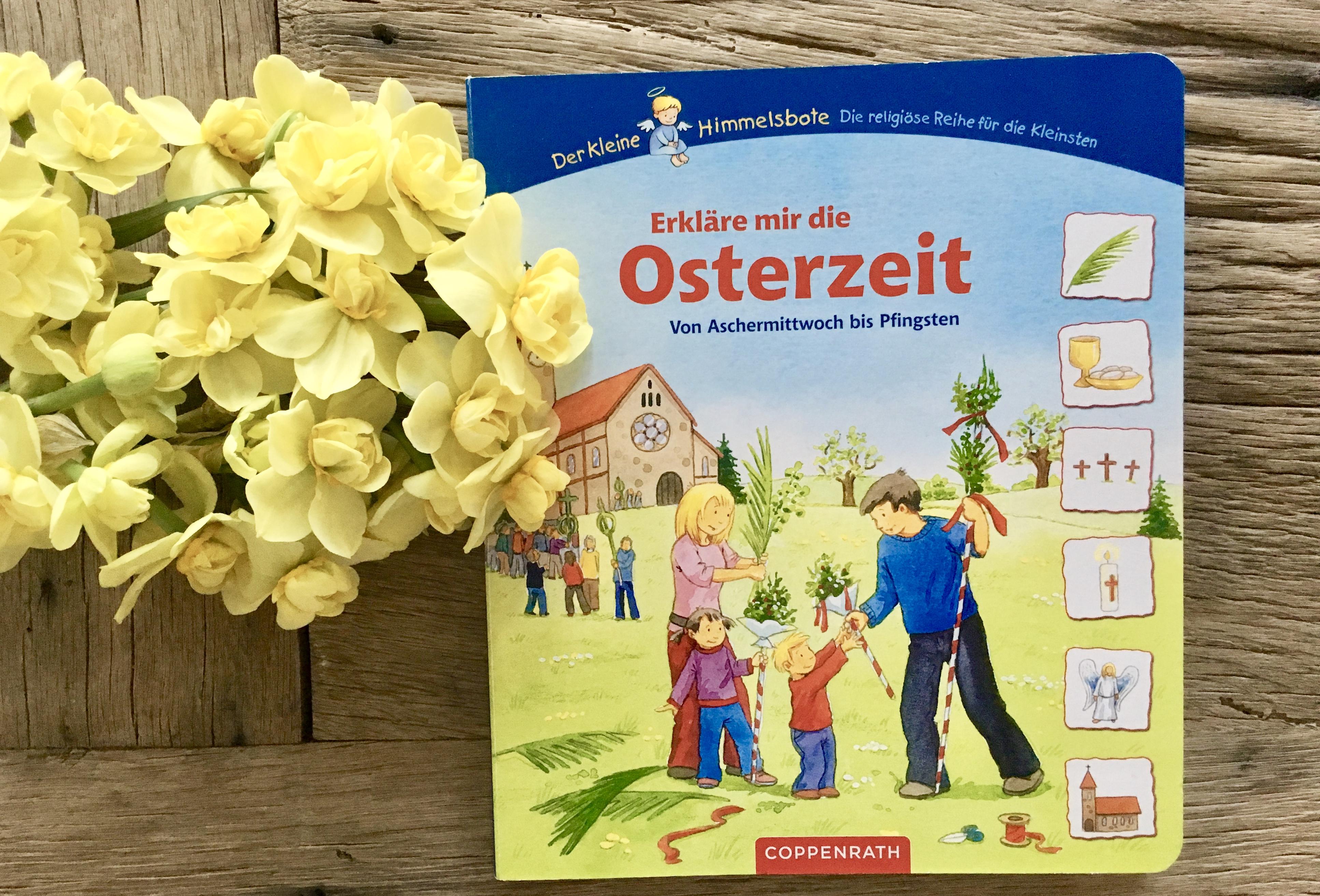 Erkläre mir die Osterzeit von Ingmar Wendland (Text) und Kerstin M. Schuld (Illustration)