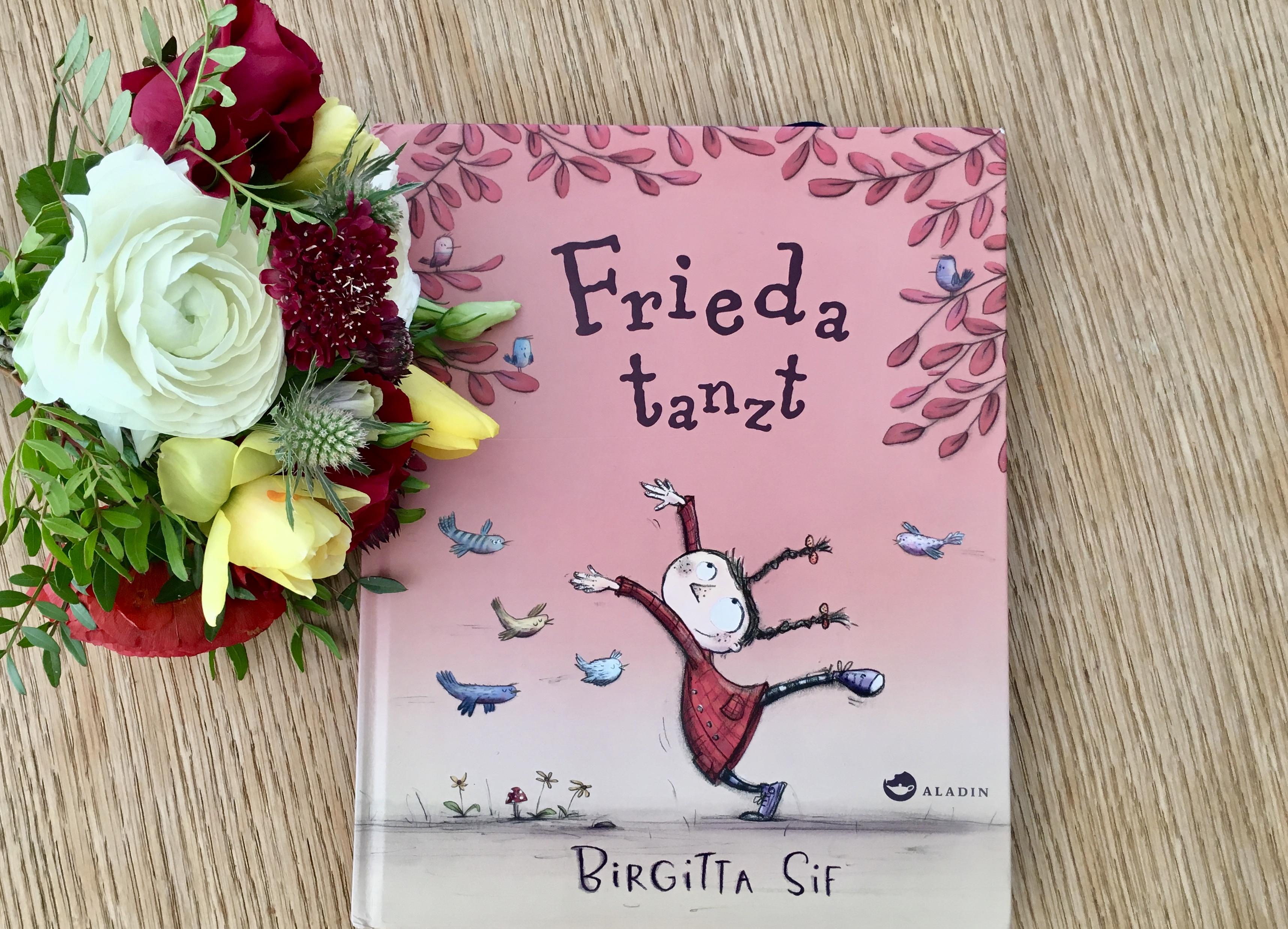 Frieda tanzt von Birgitta Sif
