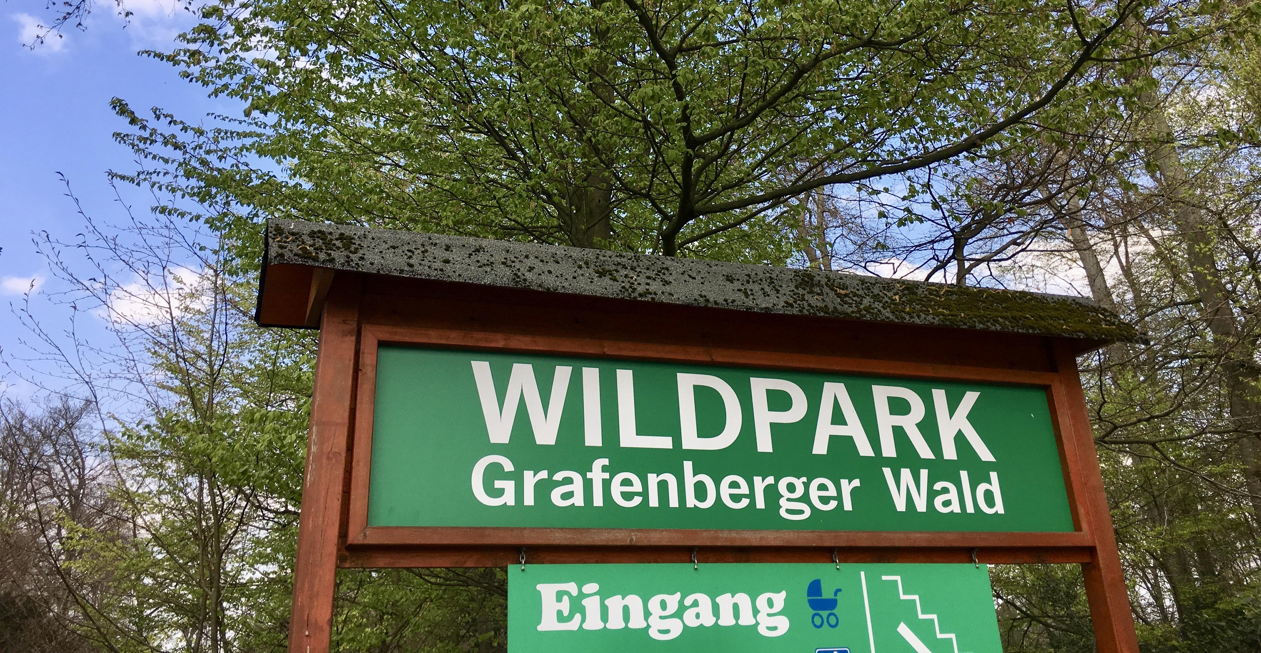 Wildpark im Grafenberger Wald, Düsseldorf