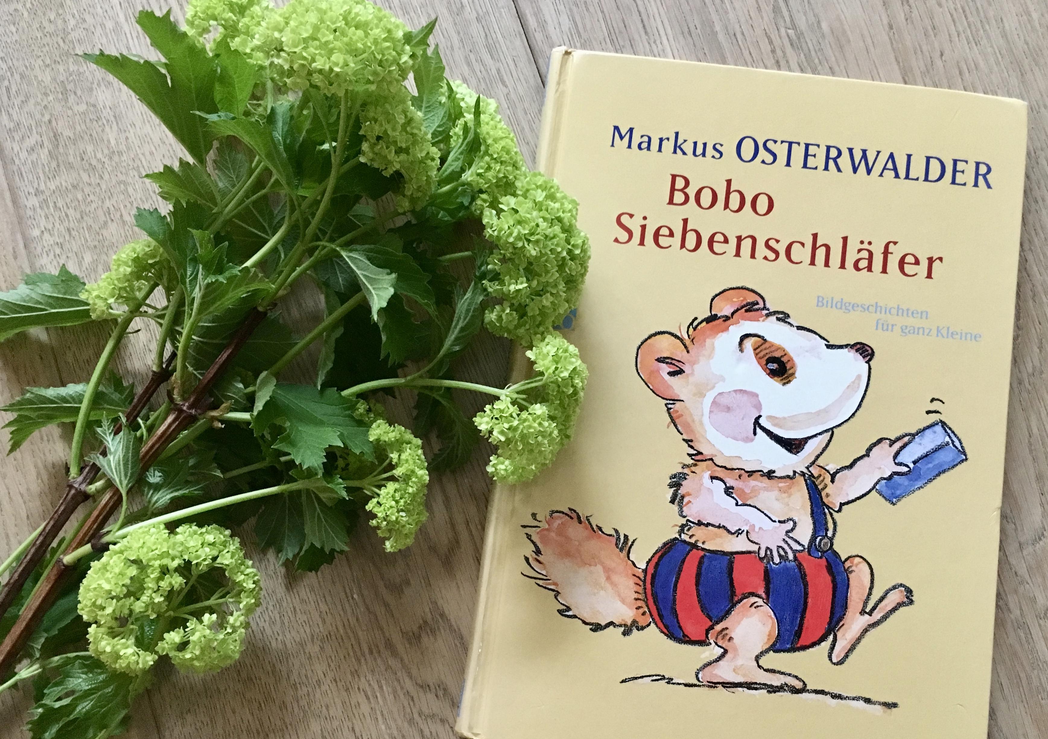 Bobo Siebenschläfer von Markus Osterwalder