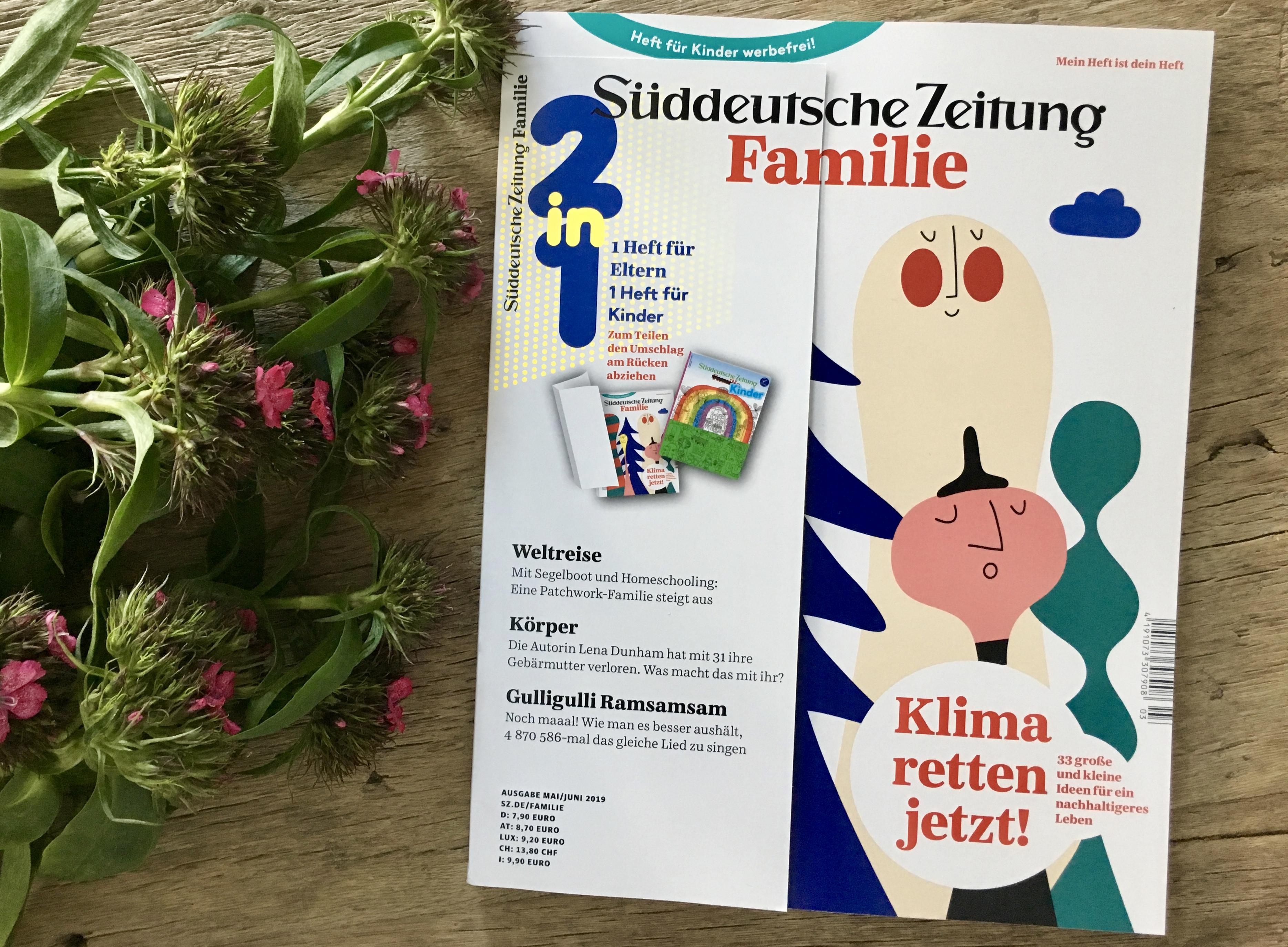 Süddeutsche Zeitung Familie