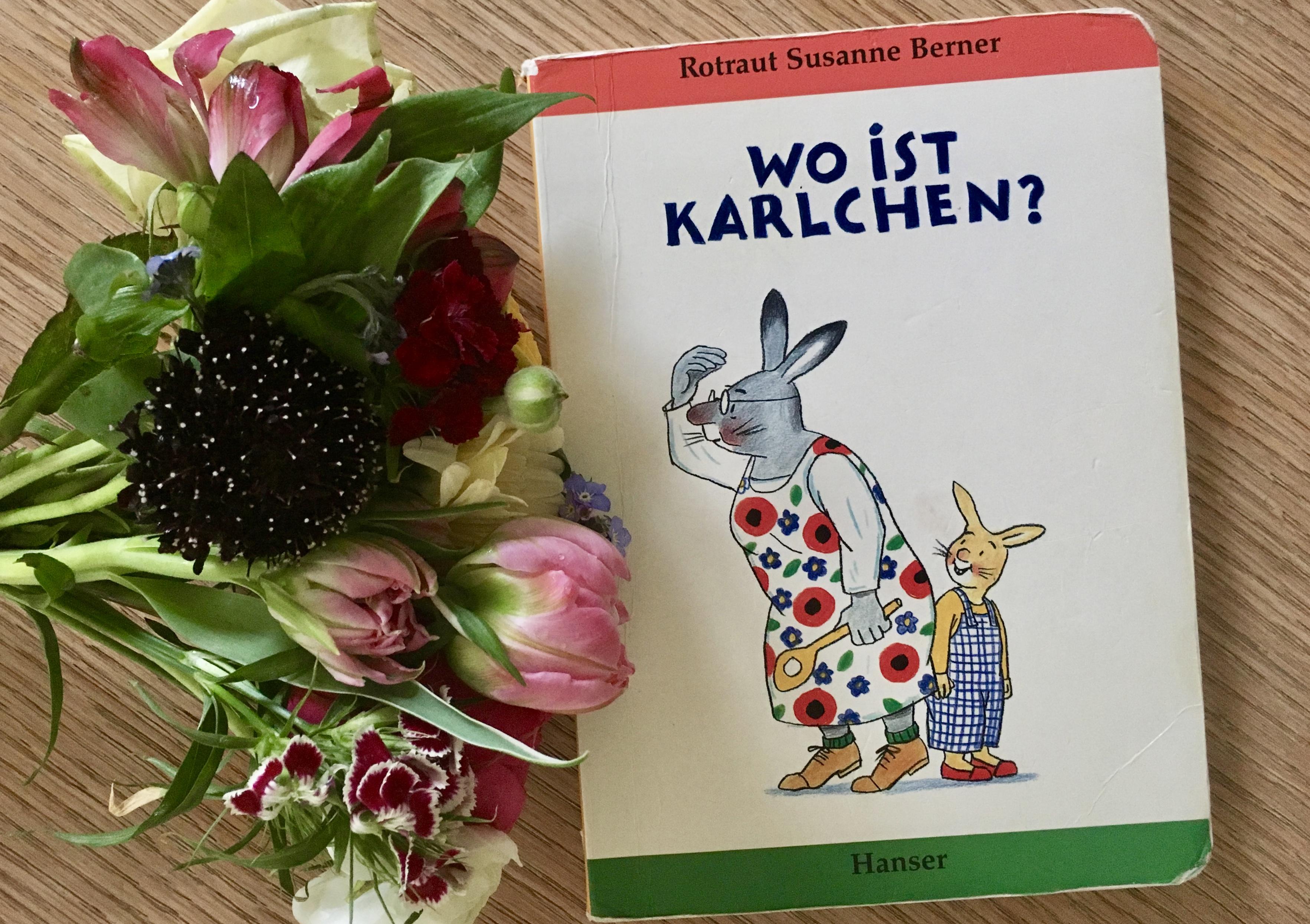 Wo ist Karlchen? von Rotraut Susanne Berner