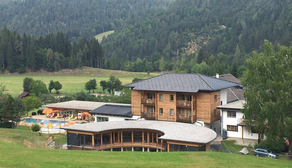 Hotel Kreuzwirt am Weißensee Urlaub im Kinderhotel in Kärnten