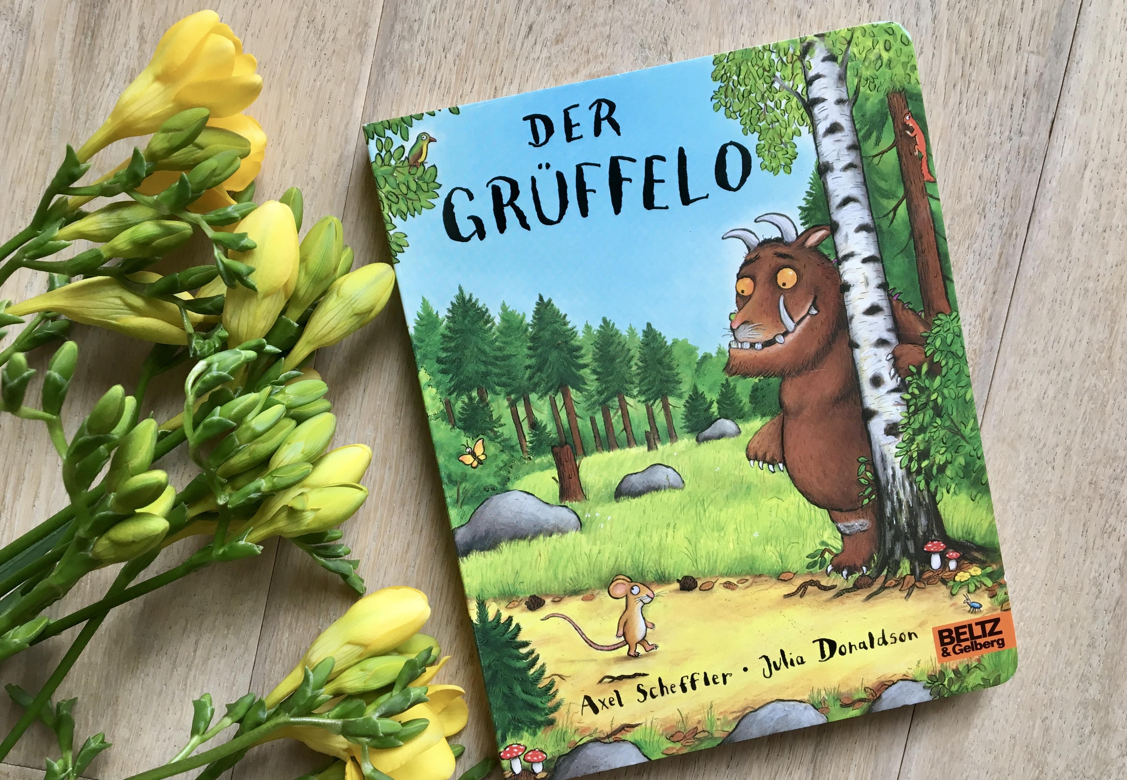 Der Grüffelo von Axel Scheffler (Text) und Julia Donaldson (Illustration)