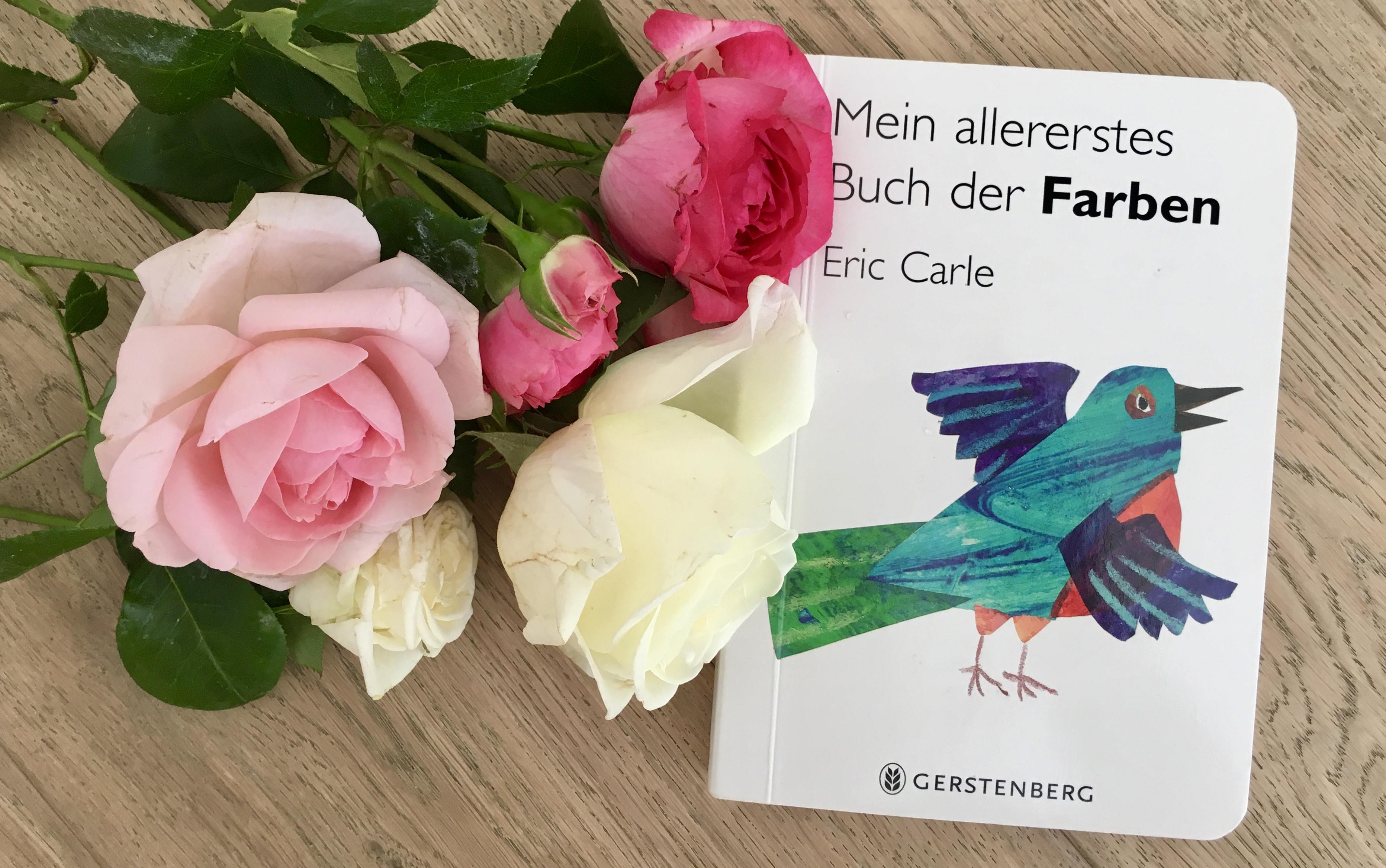 Mein allererstes Buch der Farben von Eric Carle (Illustration)