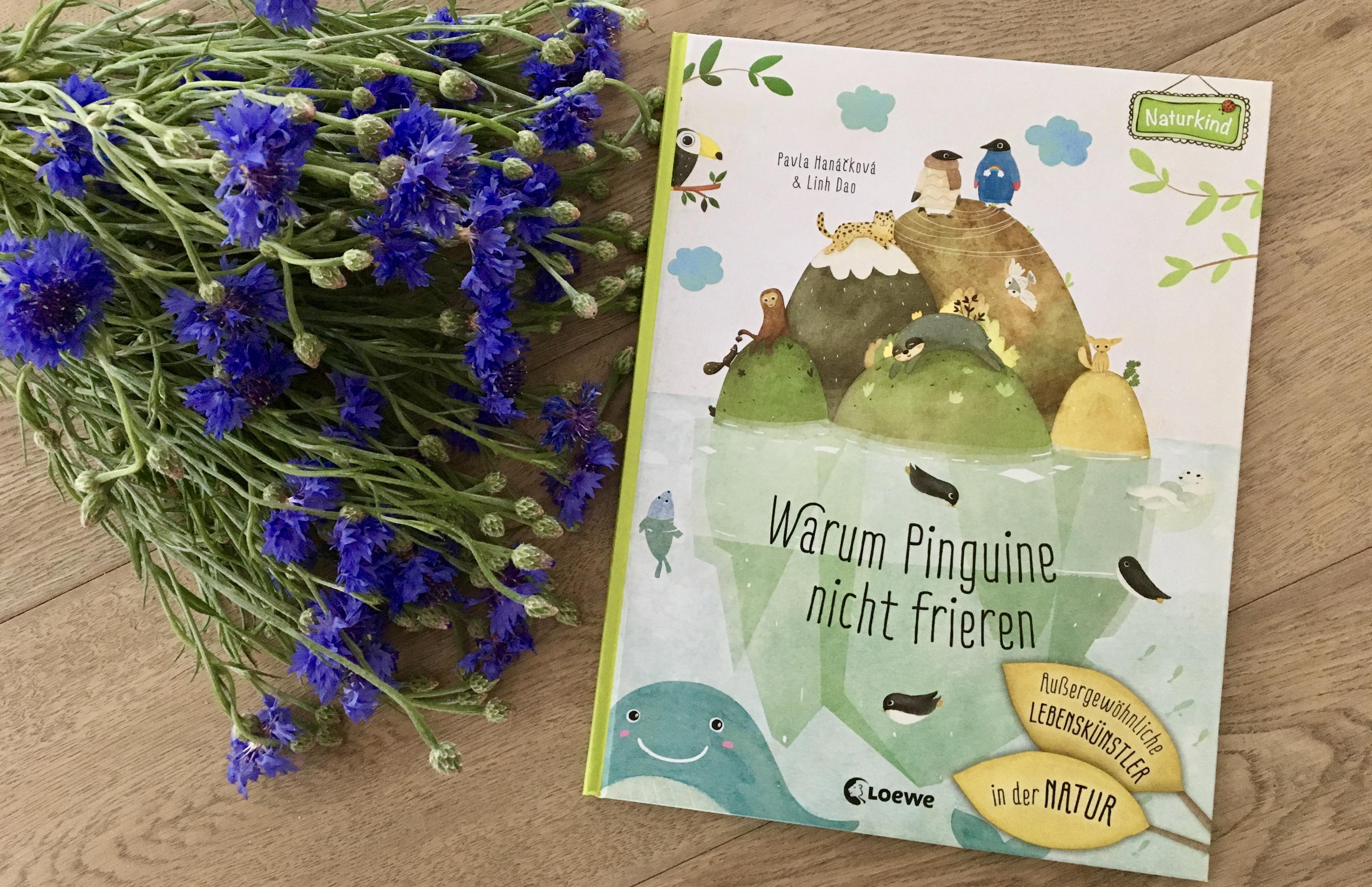Warum Pinguine nicht frieren von Pavla Hanácková (Text) und Linh Dao (Illustration)