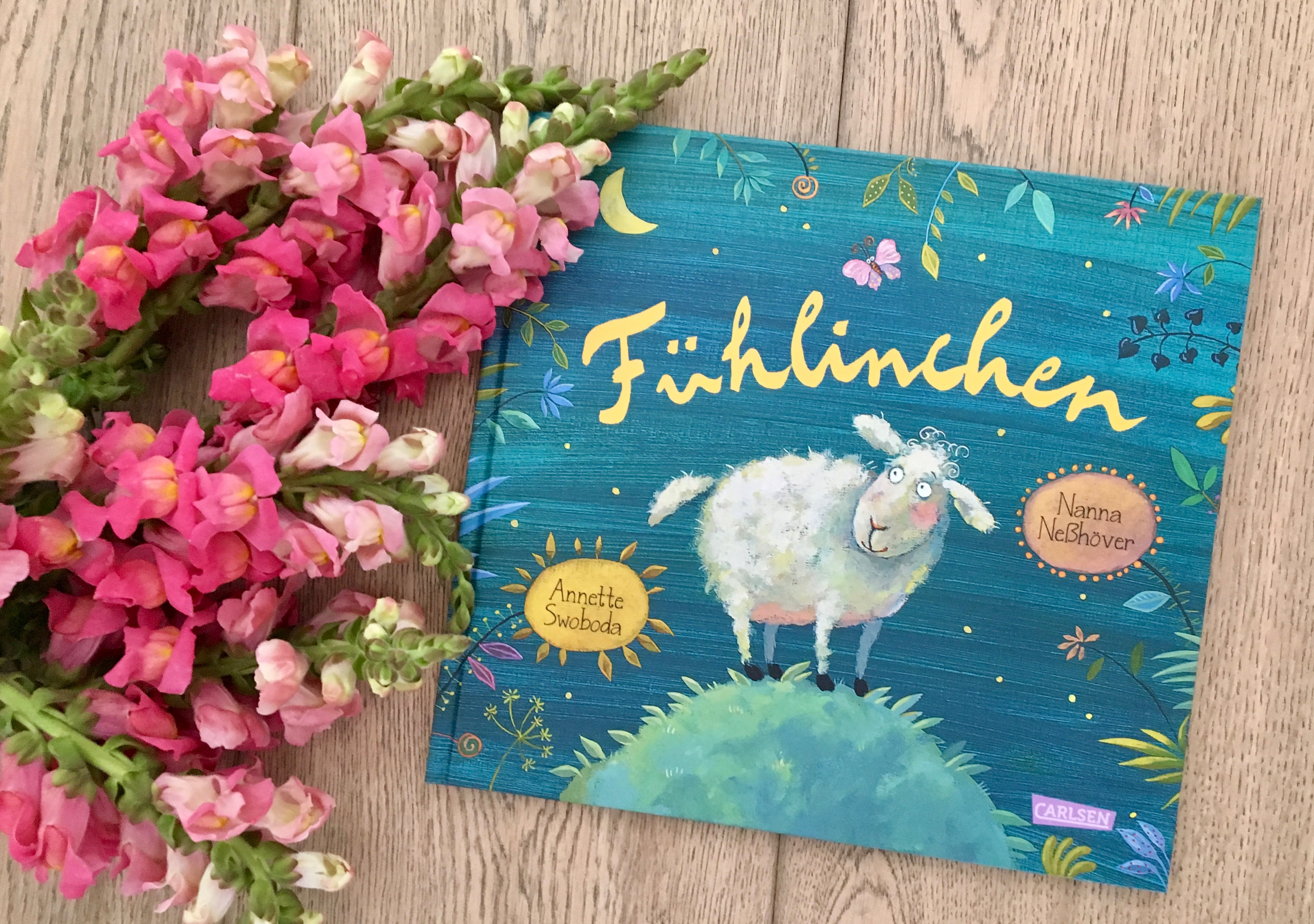 Fühlinchen von Nanna Neßhöver (Text) und Annette Swoboda (Illustration)