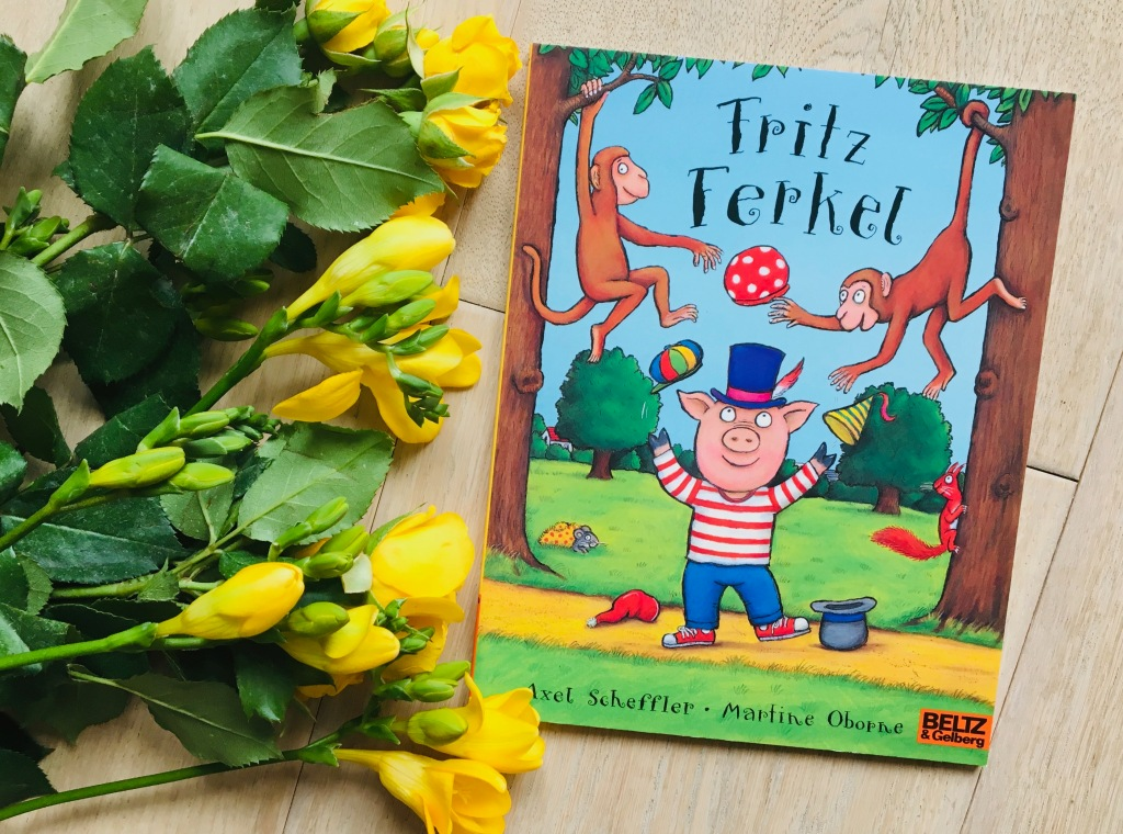 Fritz Ferkel Martine Oborne (Text) und Axel Scheffler (Illustration)