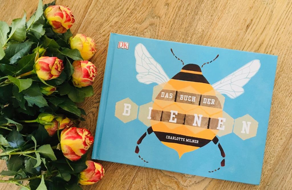Das Buch der Bienen von Charlotte Milner (Text und Illustration)