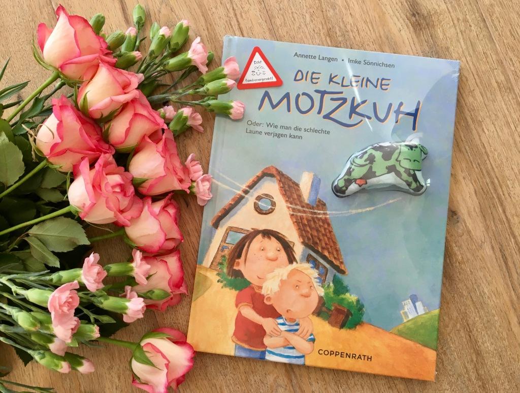 Die kleine Motzkuh von Annette Langen (Text) und Imke Sönnichsen (Illustrationen)