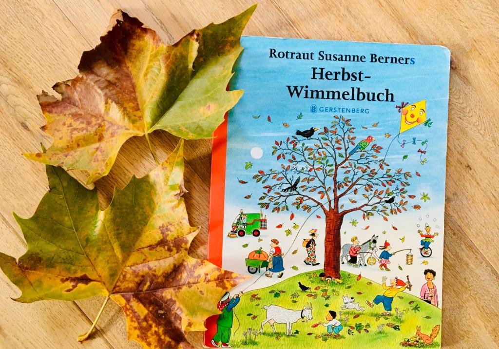 Herbst Wimmelbuch von Rotraut Susanne Berner