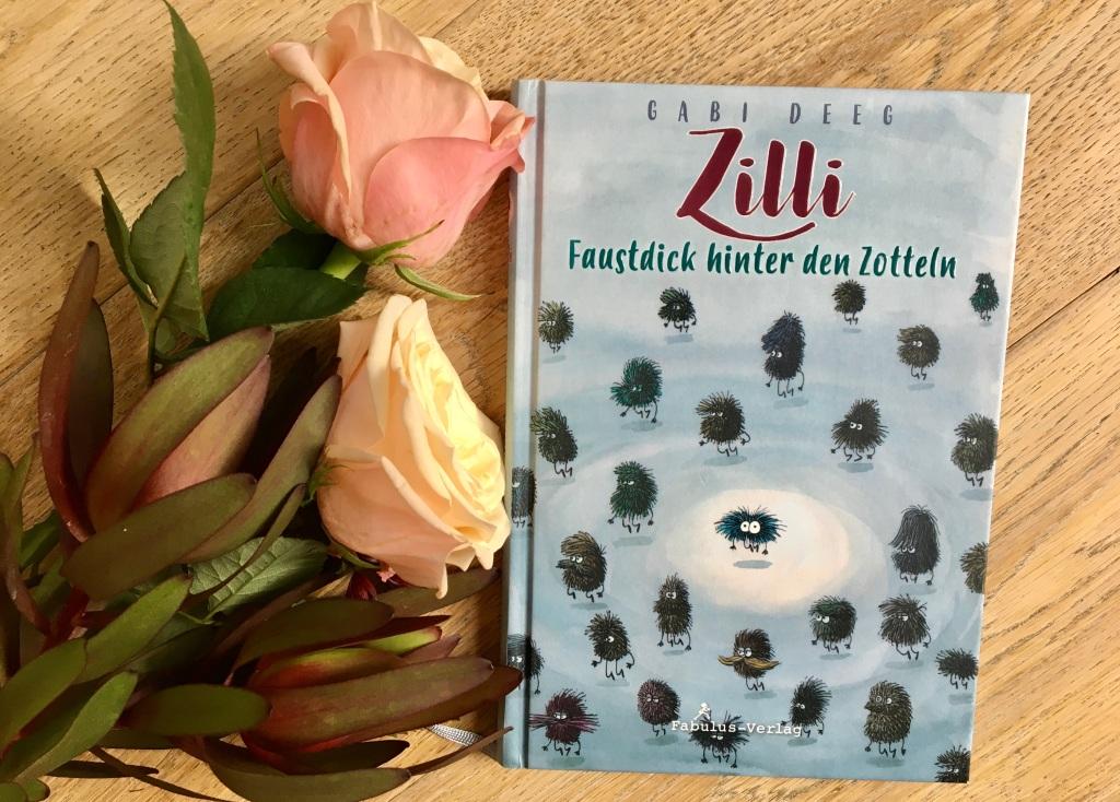 Zilli - Faustdick hinter den Zotteln von Gabi Deeg