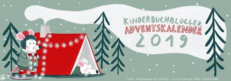 Kiderbuchblogger Adventskalender 2019