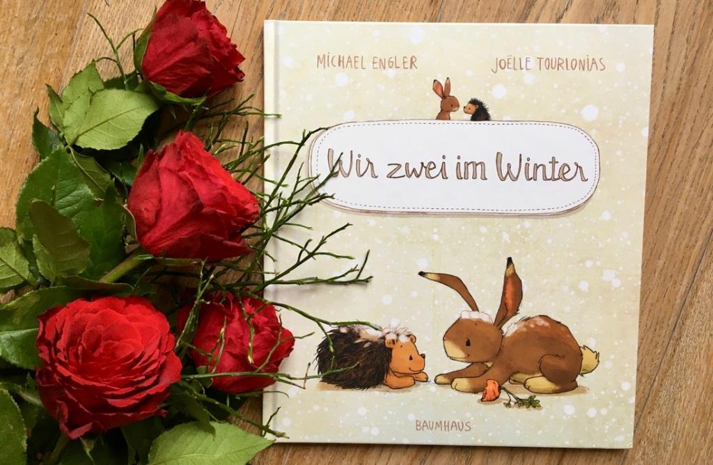 Wir zwei im Winter von Michael Engler und Joelle Tourlonias
