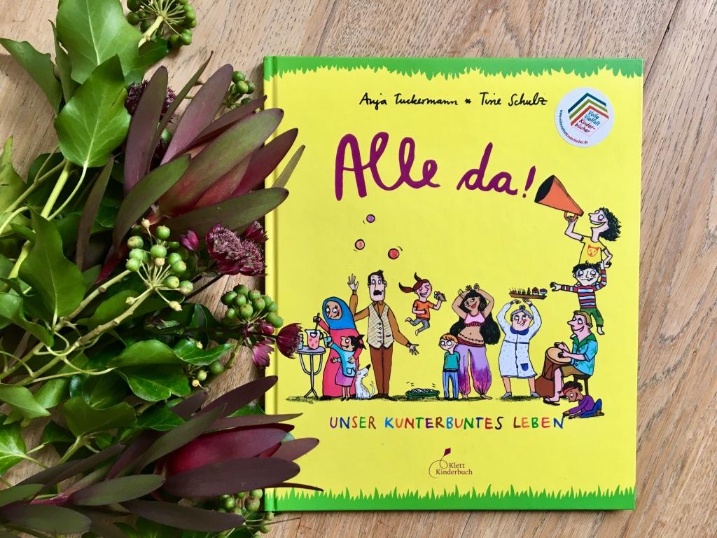 Alle da von Anja Tuckermann und Tine Schulz