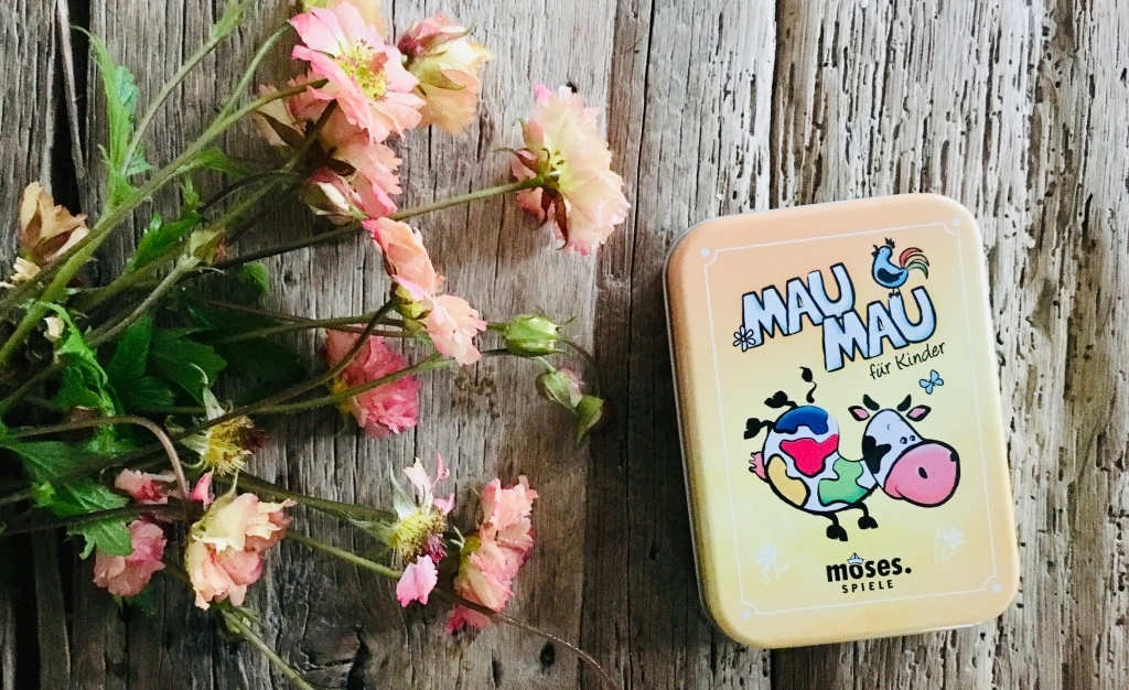 Kartenspiel 'Mau Mau'
