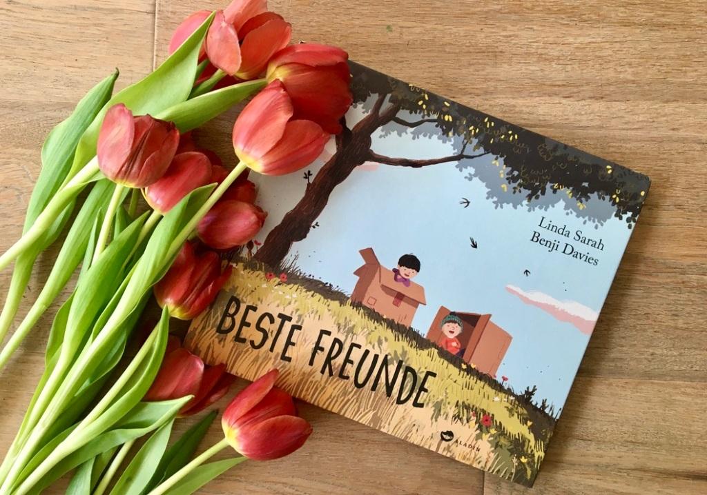 Beste Freunde von Linda Sarah (Text) und Benij Davies (Illustration)