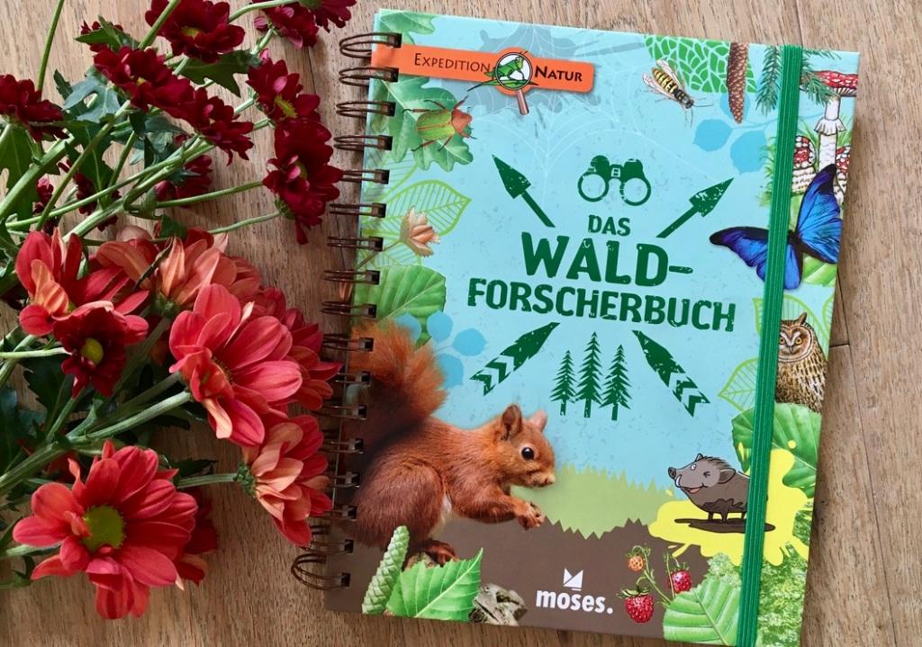 Das Wald-Forscherbuch von Bärbel Oftring