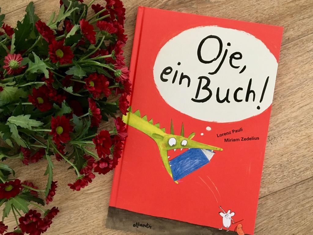 Oje, ein Buch von Lorenz Pauli (Text) und Miriam Zedelius (Illustration)