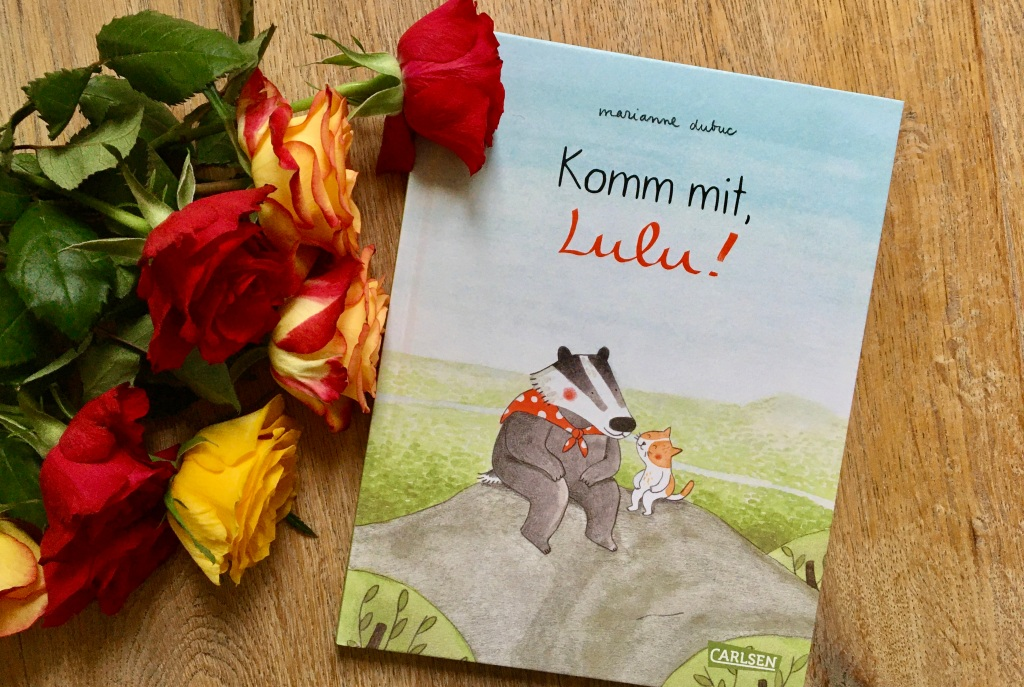 Komm mit, Lulu! von Marianne Dubuc