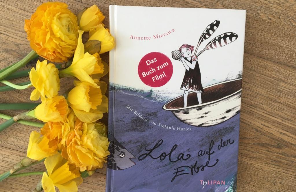 Lola auf der Erbse von Annette Mierswa (Text) und Stefanie Harjes (Illustration)