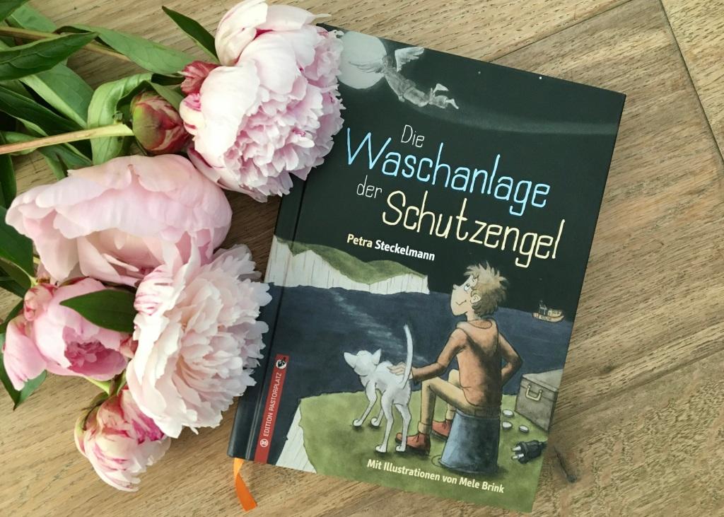 Die Waschanlage der Schutzengel von Petra Steckelmann (Text) und Mele Brink (Illustration)