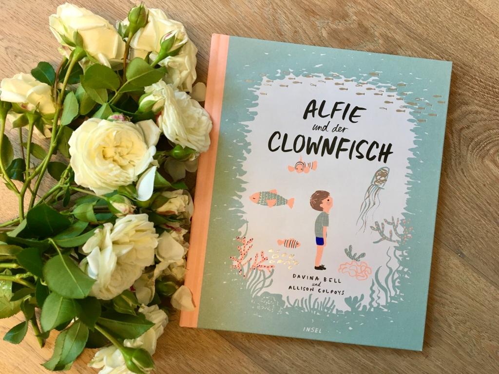 Alfie und der Clownfisch von Davina Bell (Text) und Allison Colpoys (Illustration)