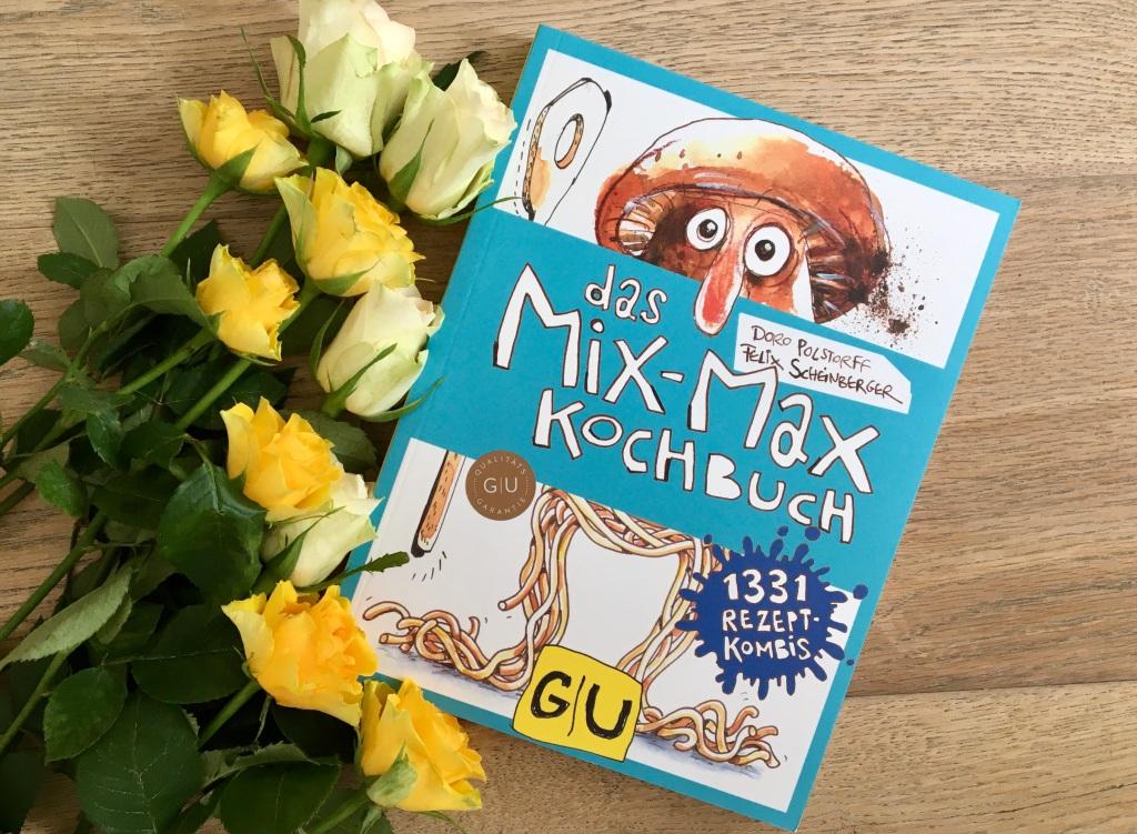 Das Mix-Max Kochbuch von Doro Polstorff und Felix Scheinberger