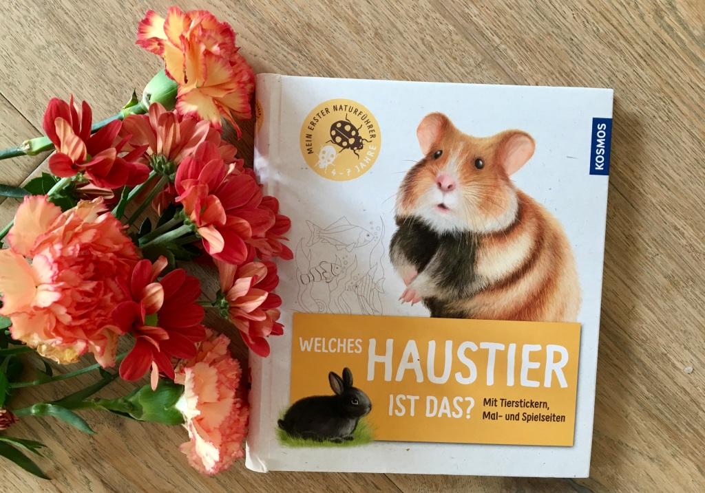 Welches Haustier ist das? von Bärbel Ottring (Text) und Stefan Lahr (Illustrationen)