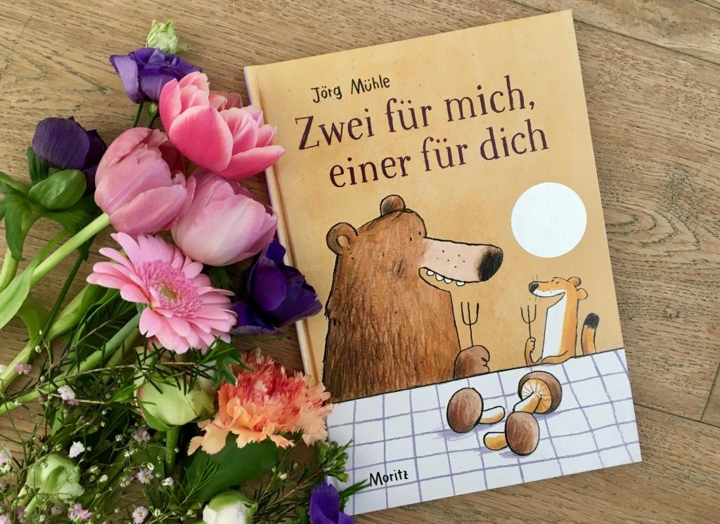 Zwei für mich, einer für dich von Jörg Mühle